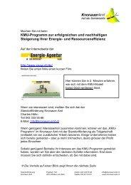Herr Hans Muster - Gewerbeverein Affoltern am Albis