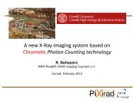 A new X-Ray imaging system based on Chromatic Photon Counting ...