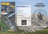 erstsemesterinfo - Institut für Geologie und Mineralogie - Universität ...