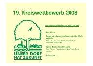 Unser Dorf hat Zukunft - Rhein-Sieg-Kreis