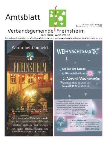 Karl Barbig - Verbandsgemeinde Freinsheim