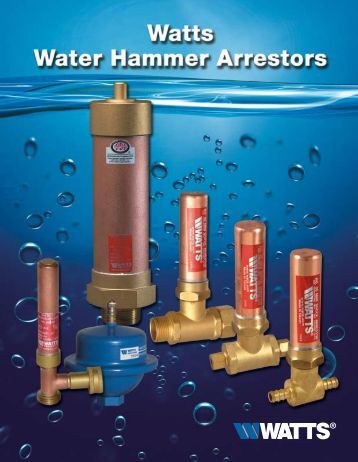 What is Water Hammer? - Clean My Water