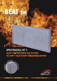 Spectracell HT 2 - Spectrum Filtration Pvt. Ltd.