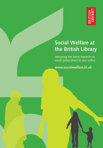 Portal Promotional Leaflet for Higher Education - Social Welfare Portal