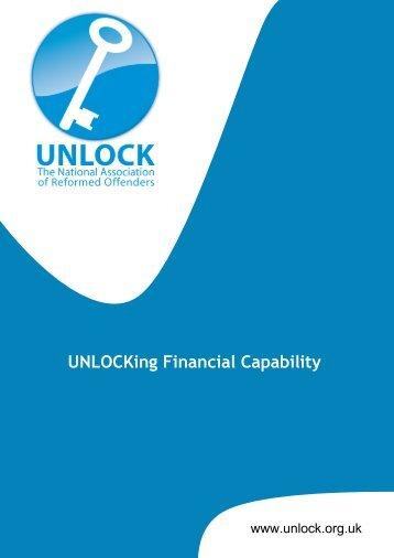 UNLOCKing Financial Capability - Social Welfare Portal