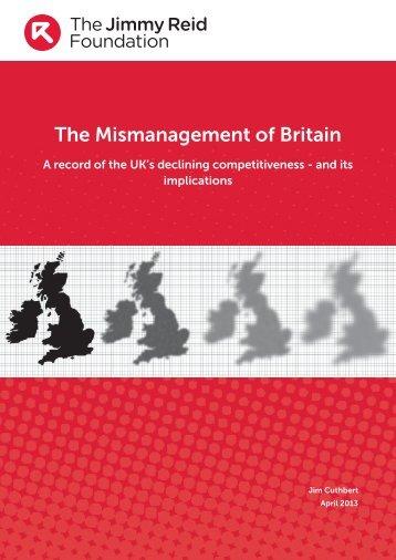 The Mismanagement of Britain - Social Welfare Portal