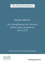 Future Advice: - Social Welfare Portal