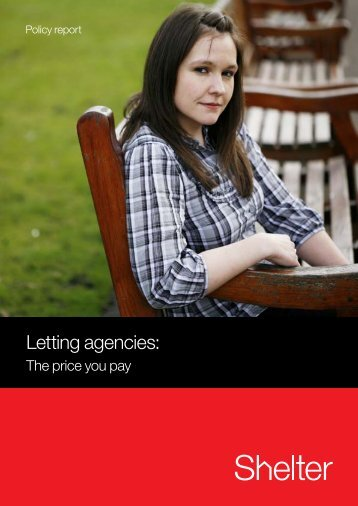 Letting agencies: The price you pay - Social Welfare Portal