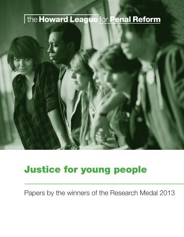Justice for young people - Social Welfare Portal