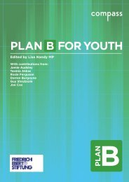 PLAN B FOR YOUTH - Social Welfare Portal