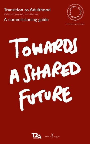 Towards a Shared Future - Social Welfare Portal