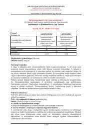 Informatikai- és Kommunikációs Jogi Tanszék