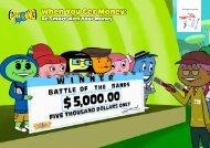 When You Get Money: - Cartoon Network