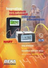 Transmitter summary - BEKA Associates
