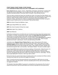 READ MORE (PDF) - Hawaiian International Billfish Tournament
