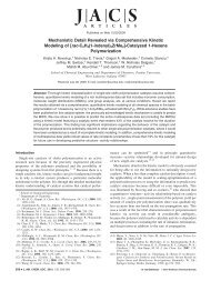 Mechanistic Detail Revealed via Comprehensive Kinetic Modeling of