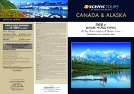 Canada and Alaska - Kays Travel