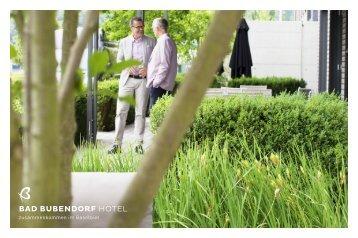 bad bubendorf hotel - Balance Hotels
