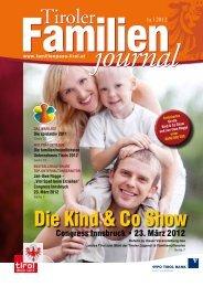 Die Kind Co Show - Tirol - Familienpass