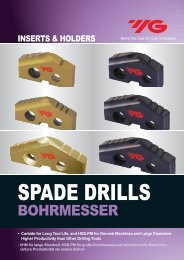 spade drill inserts - carbide(k20) - Главная s-t-group