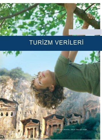 TURİZM VERİLERİ - Kültür ve Turizm Bakanlığı