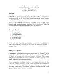 Türkiye İmajı - Kültür ve Turizm Bakanlığı
