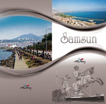 Samsun brochure - Go Turkey