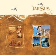 Tarsus brochure - Go Turkey