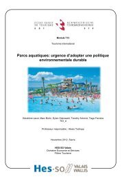 Les parcs aquatiques : urgence d'adopter une politique ...