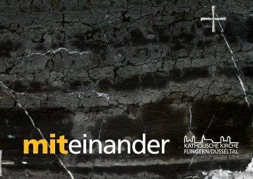 Heimat – wo gibt's das noch? - Katholische Kirche - Flingern/Düsseltal