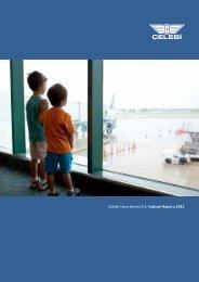 Çelebi Hava Servisi A.Ş. Faaliyet Raporu 2012 - Yatırımcı İlişkileri