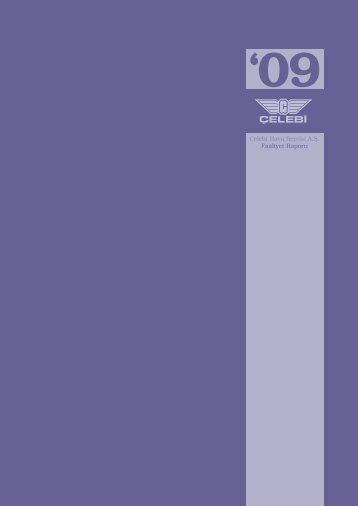 Çelebi Hava Servisi A.Ş. Faaliyet Raporu - Yatırımcı İlişkileri