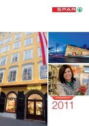 2011 - Unternehmen SPAR