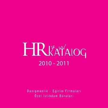 7. yıl - HR İnsan Kaynakları ve Yönetim Dergisi