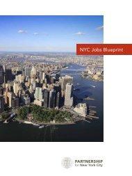NYC Jobs Blueprint - Partnership for New York City