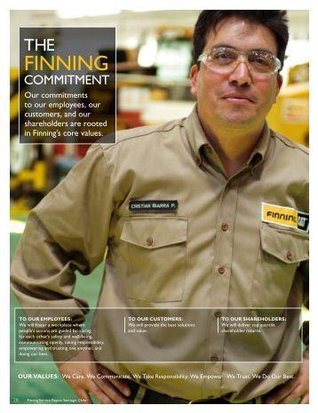 Corporate Responsibility (PDF 117 KB) - Finning International Inc.