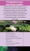 Teichpflanzen: Ratgeber für das Einsetzen von ... - Hagen - Seite 2