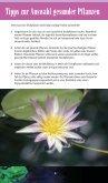 Teichpflanzen: Ratgeber für das Einsetzen von ... - Hagen - Seite 6