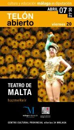 Teatro de Malta - Hibridea