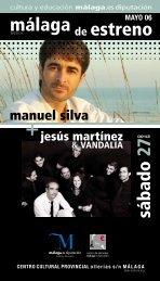 Manuel Silva Jesús Martínez & Vandalia - Hibridea