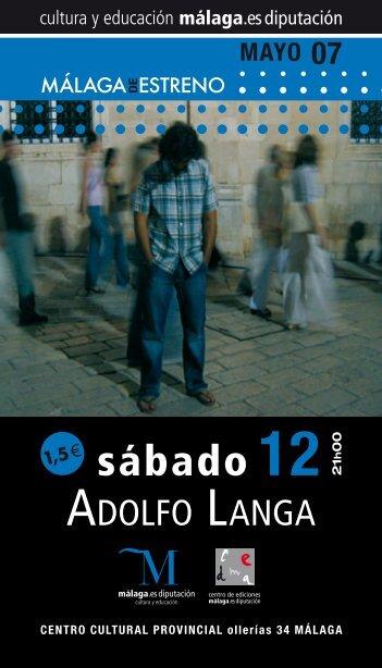 Adolfo Langa - Hibridea