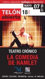 Teatro Crónico - Hibridea