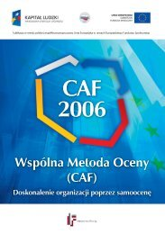 Podręcznik CAF.