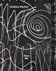 Print Me Chakaia Booker - ELLEN PAPCIAK-ROSE