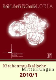 2010/1 - Evangelische Kirche der Pfalz