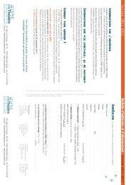 A Sais on 201 1-201 2 Bulletin d'Adhésion et d ... - Dôme Théâtre