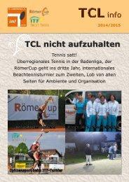 TCL-info 2015 - TCL nicht aufzuhalten
