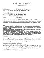 scheda didattica - Habanera Teatro