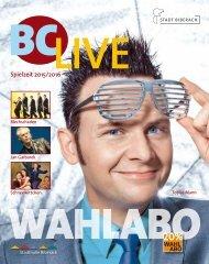 BC LIVE - Ausgabe 3