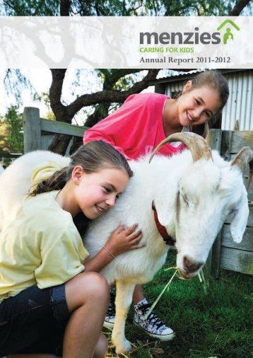 2012 Annual Report (1.6mb) - Menzies Inc.